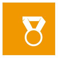 Medalla a los primeros 3,000 participantes en llegar a la meta